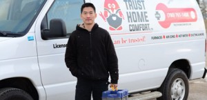 Heating And Cooling Contractor Edmonton Trust Home