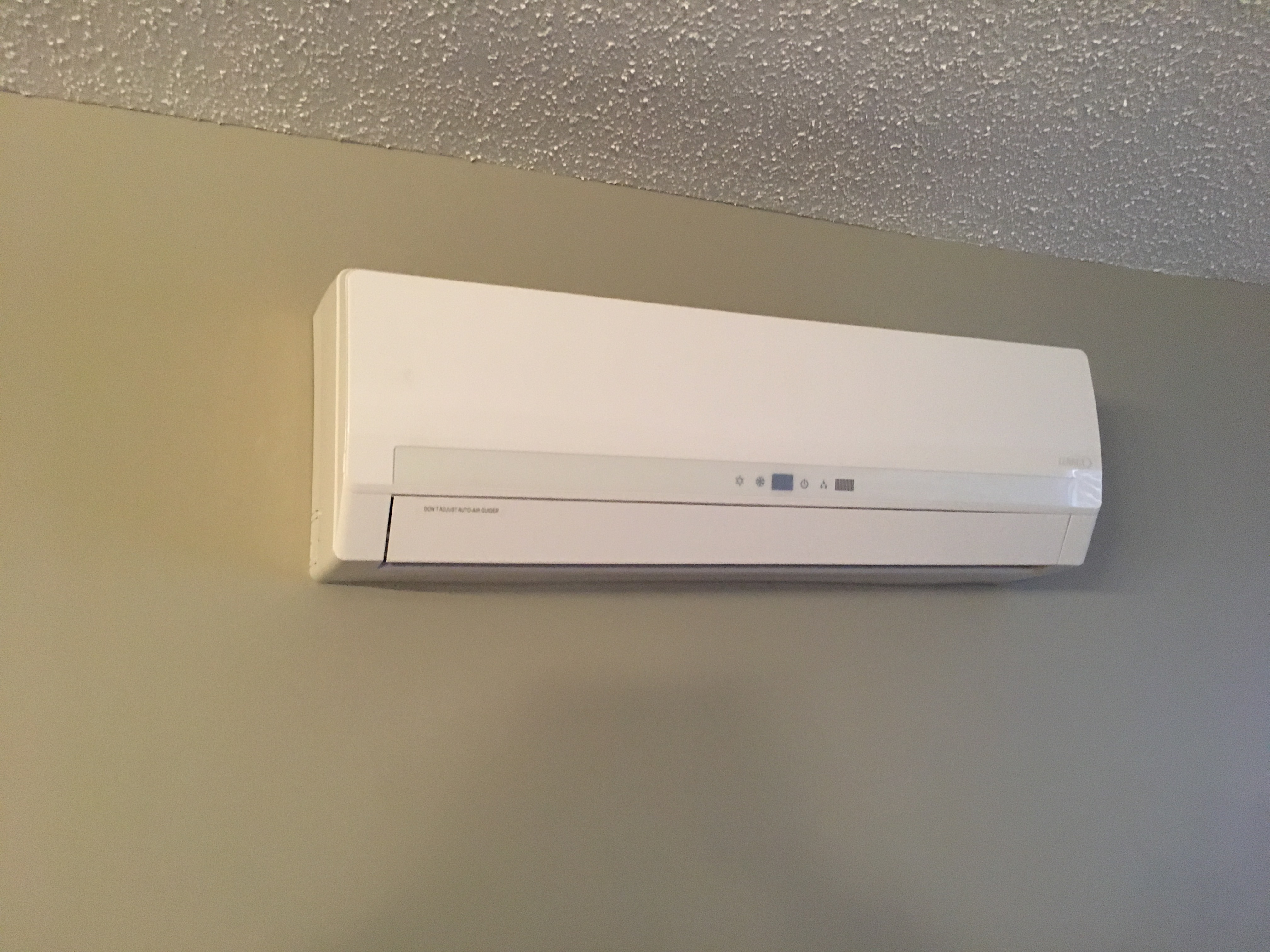 #836C48 Ductless Mini Split Air Conditioner Trust Home Comfort Brand New 8831 Air Conditioning Installation Edmonton images with 4032x3024 px on helpvideos.info - Air Conditioners, Air Coolers and more